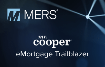 How did Mr. Cooper become a trailblazer in eMortgage?