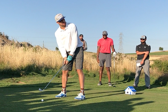 Seeing Stars at Ellie Mae Classic's Celebrity Shootout