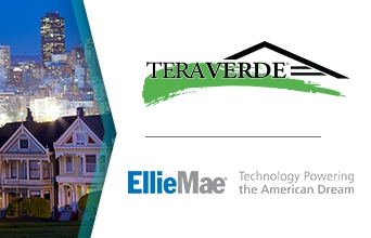 Ellie Mae and Teraverde Partner to Deliver Data Insights & Profitability to...