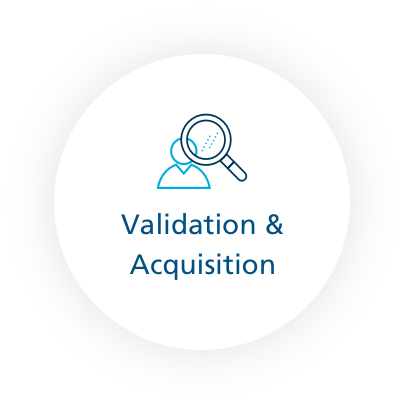 Validation & Acquisition