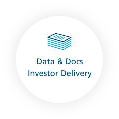 Data & Docs Investor Delivery