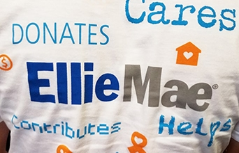 Fall into Giving: Ellie Mae's Season of Giving Back