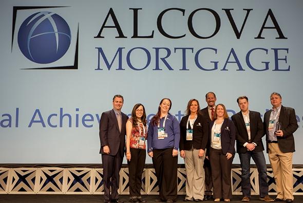 Ellie Mae Hall of Fame Awards: Alcova Mortgage