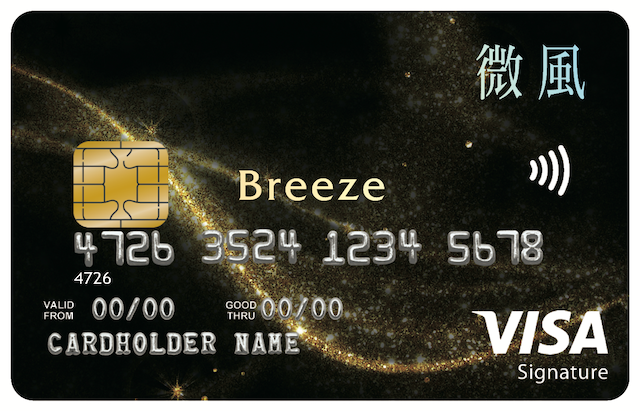 聯邦銀行微風聯名卡