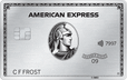美國運通 簽帳白金卡