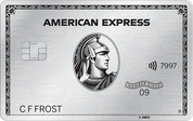 美國運通簽帳白金卡