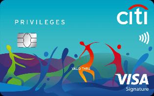 Citi-Privil-Card