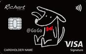 台新銀行 @GOGO 現金回饋卡