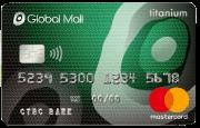 中國信託 Global Mall 聯名卡