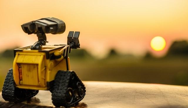 Solar-Roboter sind häufig als Bausatz für Kinder ab 10 Jahren erhältlich.