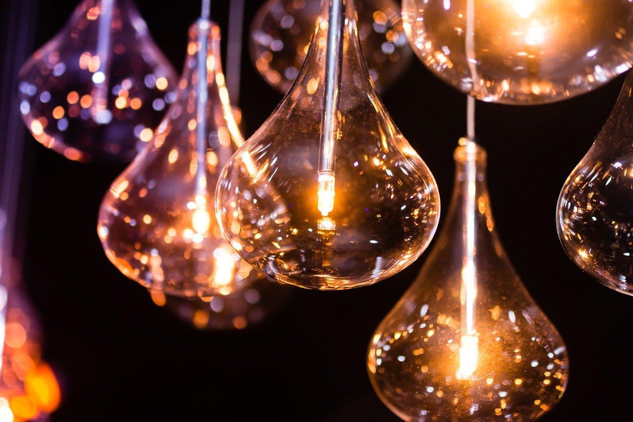 Umfunktioniert: Ein Einmachglas als Solar-Lampe.