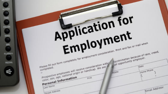 Application for Employment at 8x8