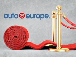 Red Carpet for Auto Europe
