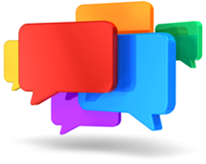 Instant messaging is included with 8x8 VoIP phone service