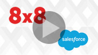 8x8 Virtual Contact Center for Salesforce
