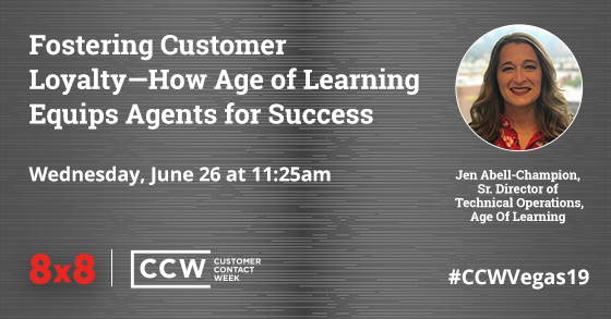 Fostering Customer Loyalty - How Age of Learning Equips Agents for Success