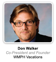 Unified Communications: Don Walker, Co-President and Founder of WMPH Vacations