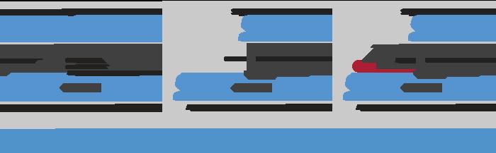 8x8 Virtual Office Barge-Monitor-Whisper Fetaure Diagram