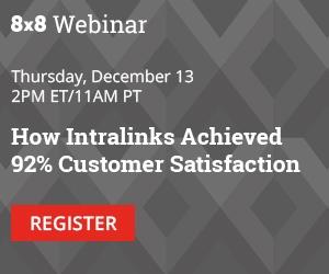 How Intralinks Achieved 92% Customer Satisfaction