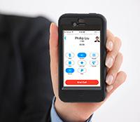 8x8 Phone App