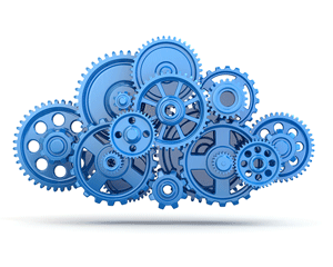 Business VoIP: cloud with gears