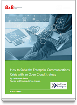 How to Solve the Enterprise Communications Crisis with an Open Cloud Strategy - White Paper