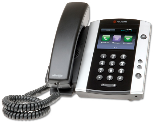 Poly VVX 501 IP Phone | 8x8, Inc