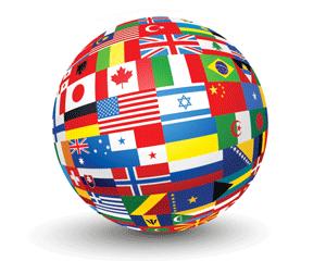 Business VoIP helps bridge international borders.
