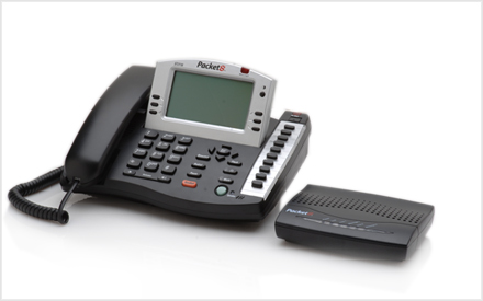 Packet8 business phone