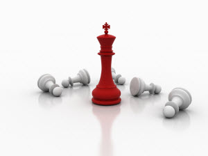 Business VoIP: One chess piece left standing