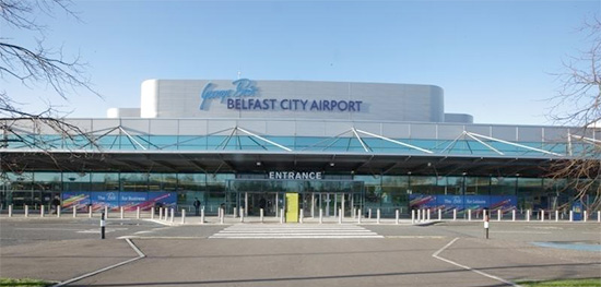 Unified communications at the Belfast City Airport