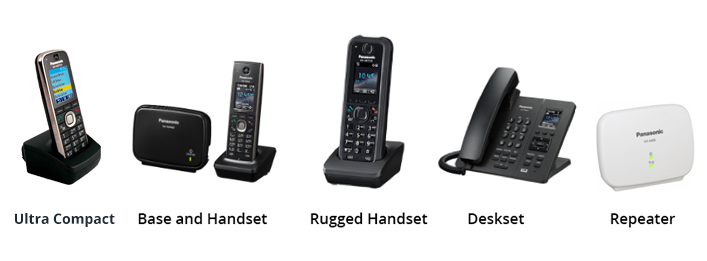 Panasonic KX-TGP600 DECT Phone | 8x8, Inc