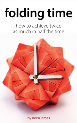 folding time: how to achieve twice as much in half the time.
