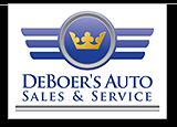 DeBoers Auto Logo