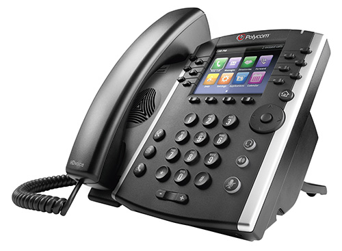 Polycom VVX 400 / 410 IP Phone