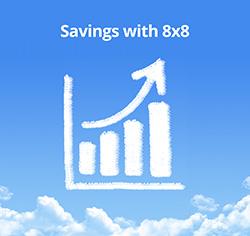 8x8 Savings