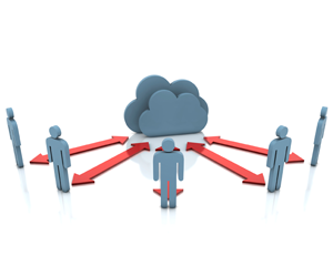 The cloud makes it possible to have an entirely virtual call center.