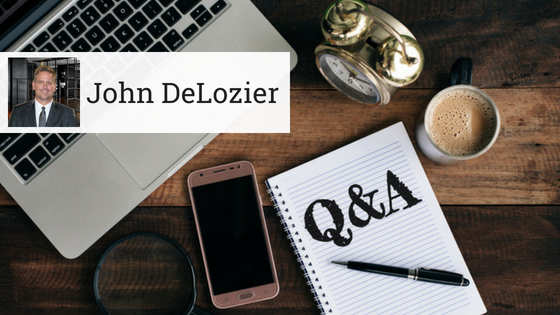 Meet John DeLozier