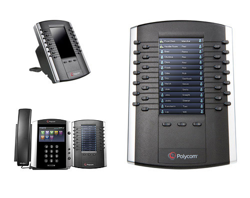 Polycom VVX Sidecar 28 - Color