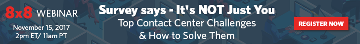 8x8 Webinar - Top Contact Center Challenges & How to Solve Them