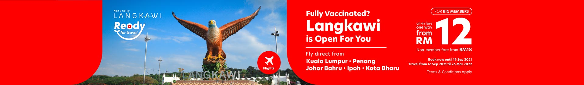 Langkawi is Open For Travel