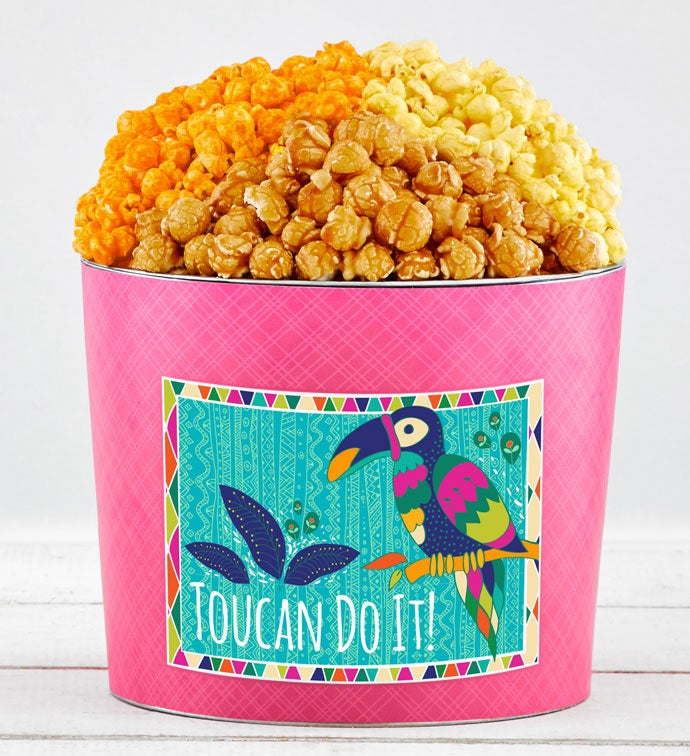 Tins With Pop® Toucan Do It $29.99 > FREE Shipping with Code WITHPOP