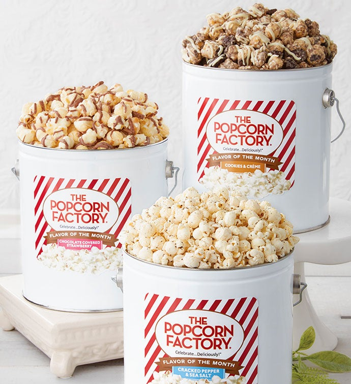 Popcorn of the Month Clubs