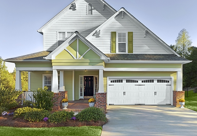 Installing a replacmenet garage door can help improve your home