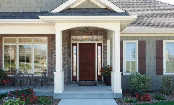 Fiberglass And Steel Entry Doors Pella