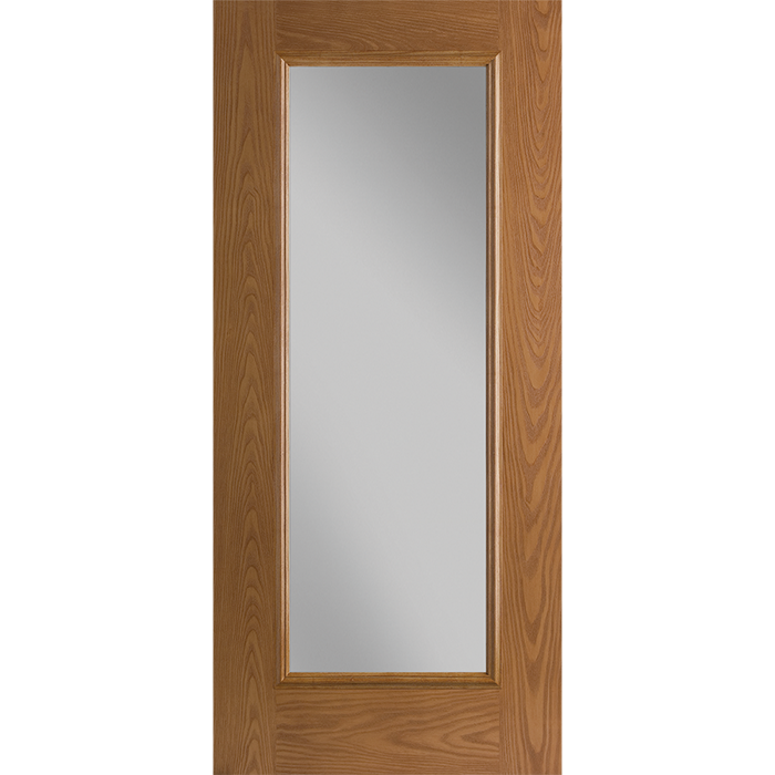 Full Light Entry Door with Glass