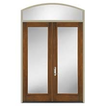 Double Door - Arch Head Transom