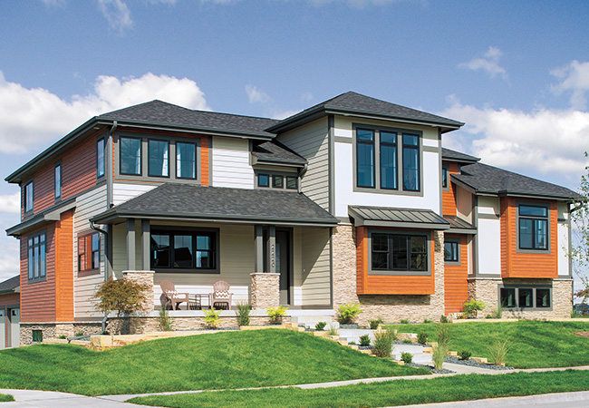 Best windows for your region exterior home