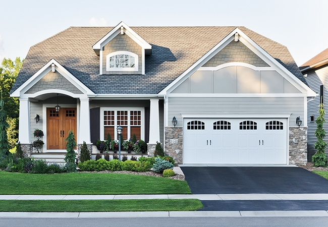 Enhance a craftsman home