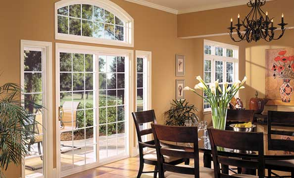 encompass by pella 1 sliding patio door